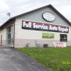 Four Bay Auto Repair Facility Located Between Buffalo & Rochester NY