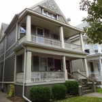 Elmwood Village Four Unit at 573 Auburn Ave, Buffalo, NY 14222, USA for $495,000